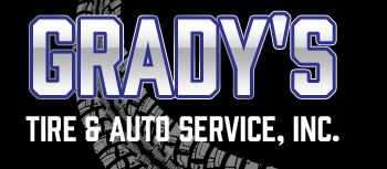 Learn What You Can Do Online with Grady's Tire and Auto Service Inc.